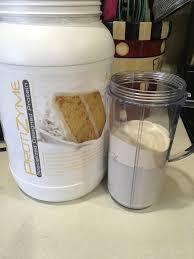 birthday cake protein shake u2013 foodie