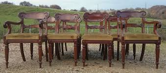 Antique Dining Chairs Antique Dining Chairs Sets Of 12 Hares Antiques