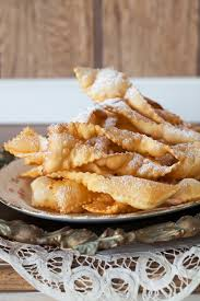 traditional cuisine recipes traditional cuisine khvorost sugar dusted fried