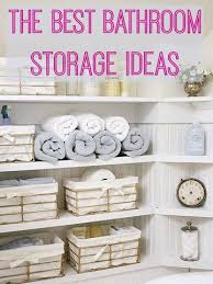 bathroom storage ideas uk the best bathroom storage ideas chic living