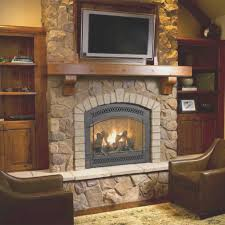 corner gas fireplaces interior delectable corner black small