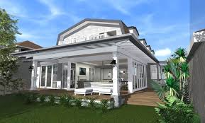 gambrel homes architect design 3d concept gambrel house balgowlah