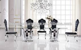 Dining Table 12 Seater 12 Seater Dining Table Dining Room Furniture Glass Top Dh 1406
