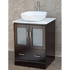All Wood Vanity For Bathroom 24