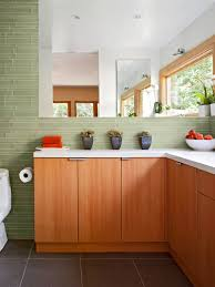 glass tiles bathroom ideas ways to use tile in your bathroom better homes gardens