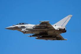 Putin S Plane by Typhoons Scrambled To Intercept Two Russian Bombers Circling