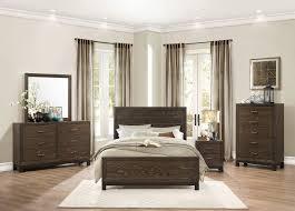 homelegance branton bedroom set antique brown 1968 bedroom set