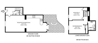 2 bedroom maisonette to rent in newington green road islington n1