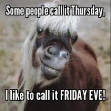 Almost Friday Meme - thursday open thread may 14 2015 daily norseman