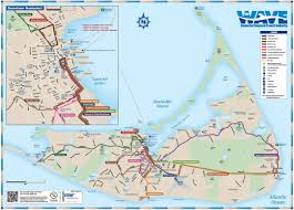 Great Loop Map Other Ways To Get Around Nantucket Nantucket Regional Transit