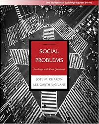 the four questions book social problems readings with four questions wadsworth sociology