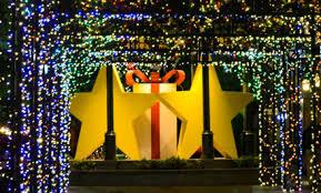 bull run park christmas lights bull run festival of lights