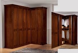armadio angolare misure armadio ad angolo 6 ante in legno