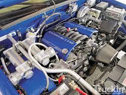1995 chevy truck 5 7l ls1 engine truckin u0027 magazine