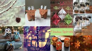 20 easy homemade christmas ornaments holiday decorations 35 diy diy 20 cute christmas decorations quick last min ideas cheap home decor fall home