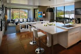 Granite Top Island Kitchen Table by Kitchen Room 2017 Open Concept Kitchen And Family Room Ceramics
