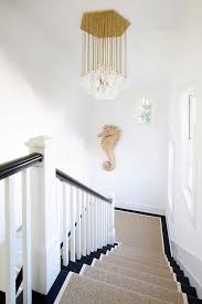 Cascading Chandelier by Staircase Chandelier Design Ideas