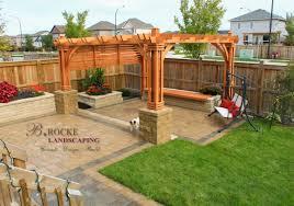 privacy screens b rocke landscaping