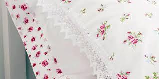 how to make a pillowcase border