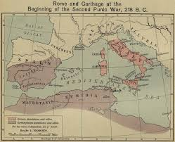 Roman World Map by History Of Rome Syllabus Fall 2008