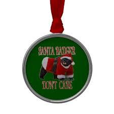 24 best honey badger ornament images on
