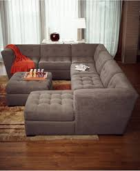 Sectional Sofa With Double Chaise Sofa Sofas And Sectionals Blue Sectional Sofa Modular Sectional