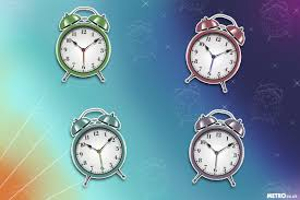 weird clocks when do the clocks change in 2017 clocks will go forward next
