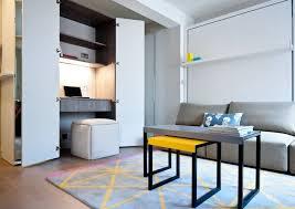 schranksysteme wohnzimmer arbeitsplatz und drucker im wohnzimmer verstecken ideen