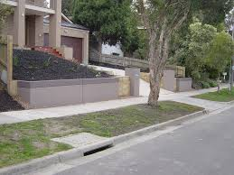 retaining wall systems stores rain water great designs