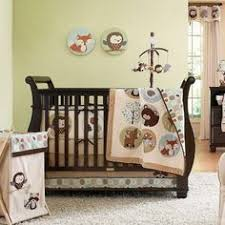 Outdoor Themed Baby Room - nature themed nursery bedding thenurseries