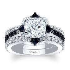 black bridal sets barkev s black diamond bridal set 8006s2bk barkev s