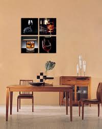 Dining Room Prints Amazon Com Gardenia Wine With Cigar Canvas Prints Modern Wall