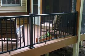 aluminum deck railing systems with porch gallery images decoregrupo
