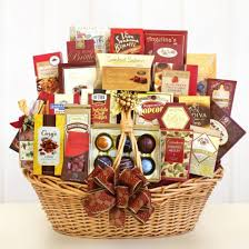 gourmet thanksgiving food basket free shipping
