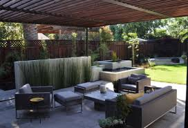 Patio Modern Furniture Modern Patio Furniture Implemented For Fresh House Landscape