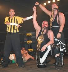 Blind Rage Wrestler Eddie Kingston
