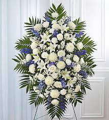 funeral flowers funeral flower arrangements 1800flowers