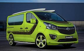 opel irmscher photo collection tuning opel vivaro