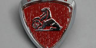 Holden Car Badge Of Lion Logo Maas Collection