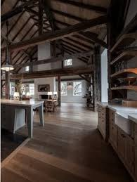 Living In A Barn Kitchen Hearth Loft Like Living Barn To House Pinterest