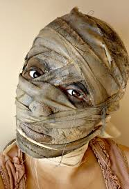 mummy halloween costumes decayed mummy tutorial sfx youtube