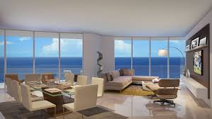 muse residences sunny isles beach expansive outdoor terrace with