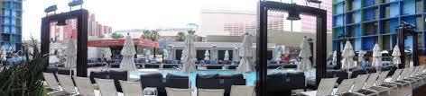 the linq deluxe poolside cabana room review july 2016