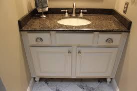Granite Countertops For Bathroom Vanity by Bathroom Sinks With Granite Countertops Crafts Home