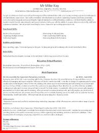 Resume For First Job by How To Write Your First Resume 1 How Write Your First Resume