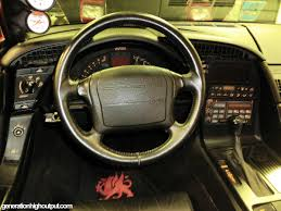 corvette dashboard 1992 lister corvette genho