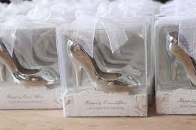 cinderella party favors cinderella shoe bottle opener 100pcs lot wedding bridal shower