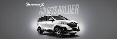 promo si e auto toyota malaysia avanza