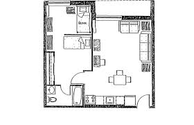 Floor Plan Of A Bedroom The Legend Penn State Student Rentals W On Site Fitness Center