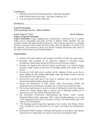 Architect Sample Resume by Best Solutions Of Datastage Administrator Sample Resume With